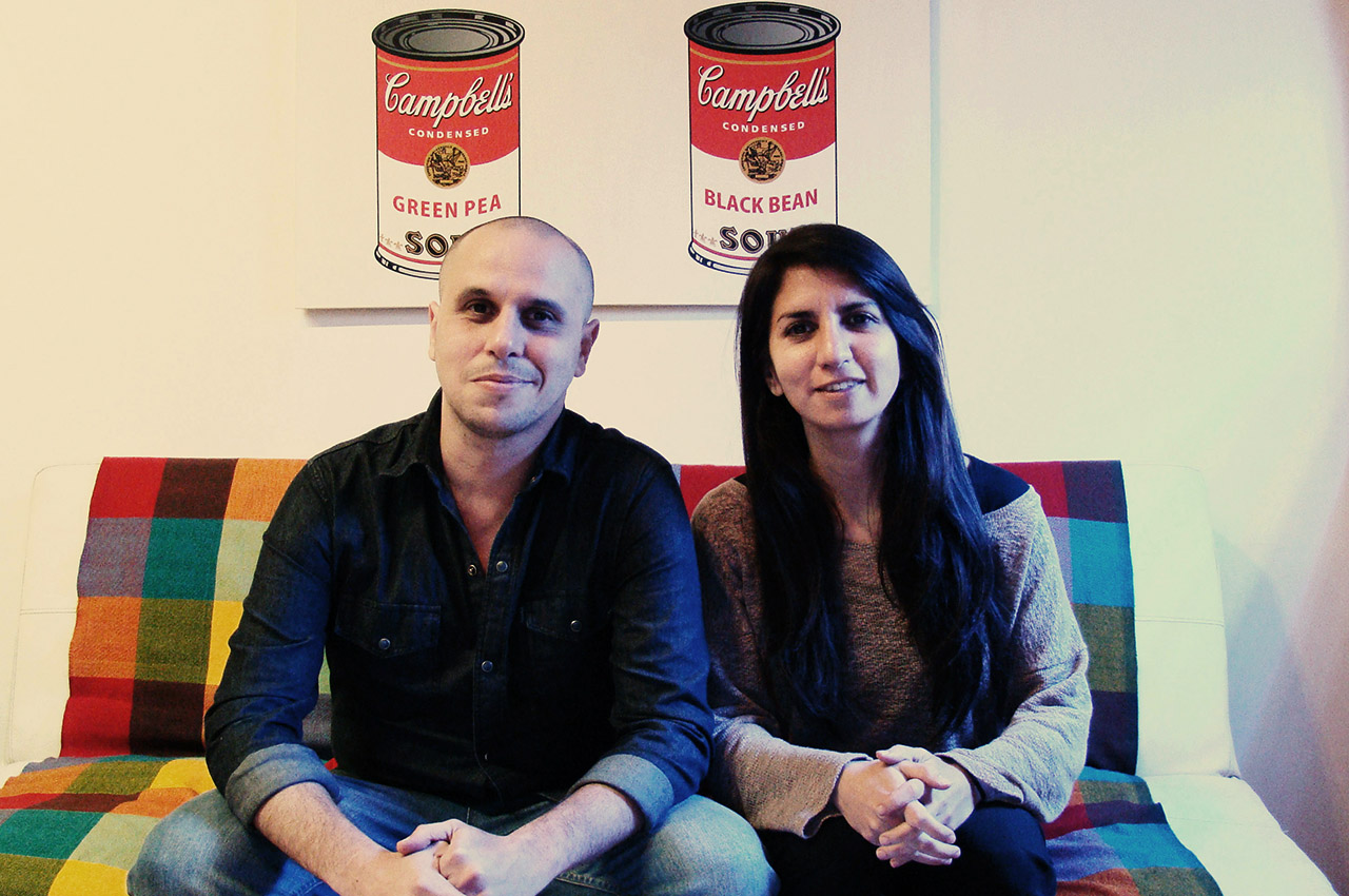 Fernando Moya y Silvana Efron Estudio Broder 1