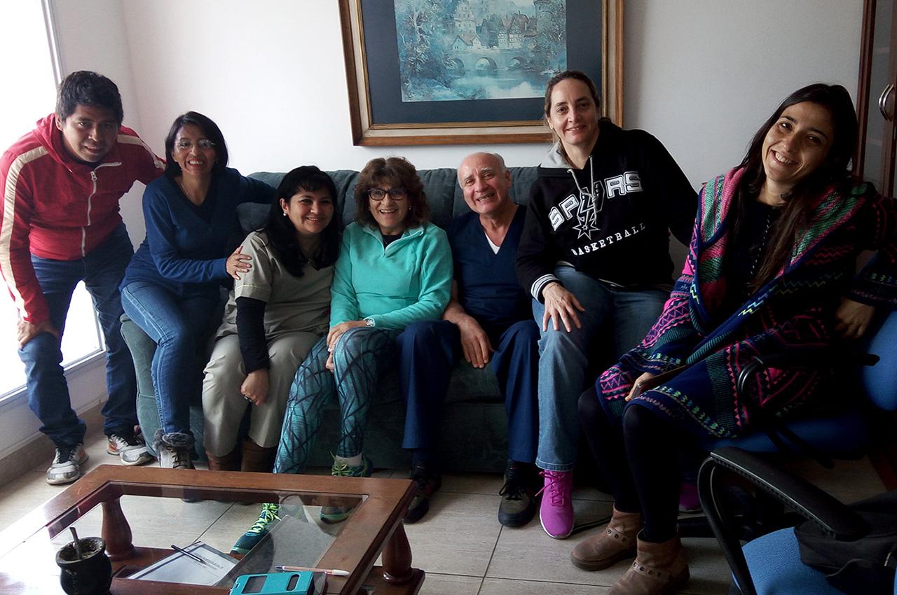 Comisión de Profesionales Comunitarios del Colegio de Médicos de Salta