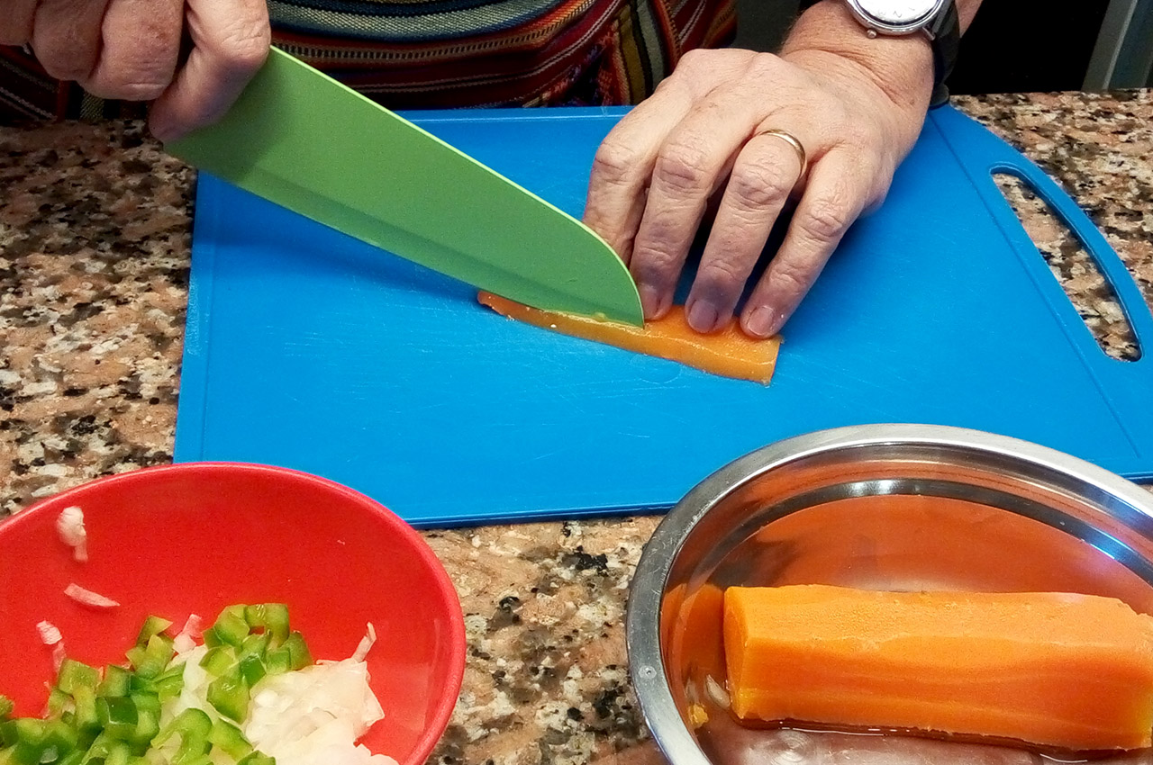 Mini tartas de vegetales - Chef Luly Lopez Arias - 0